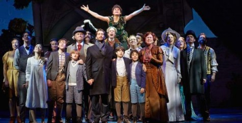 """""""Finding Neverland"""": The New Magical Show on Broadway"""