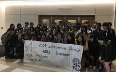 FHS Hosts Japanese Students