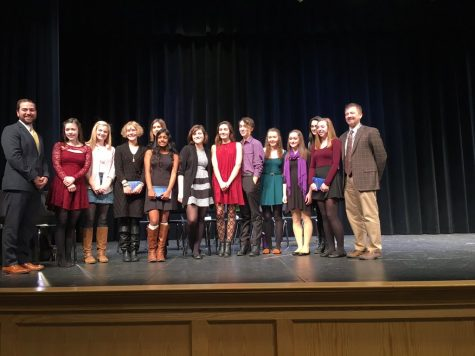 Poetry Out Loud Winners Announced