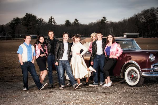 The Curtain Raises on Grease Tonight!