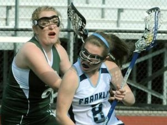 Girls Lacrosse Wins Big