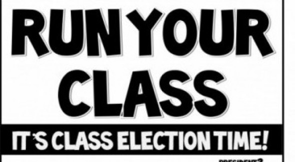 Class Elections are Announced