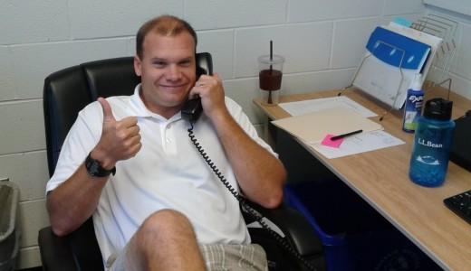 Meet Our New Assistant Principals: Mr. Schmidt