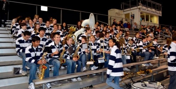 The New Pep Band