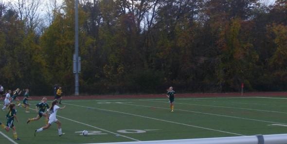 Franklin Girls Varsity Soccer Crushes King Philip