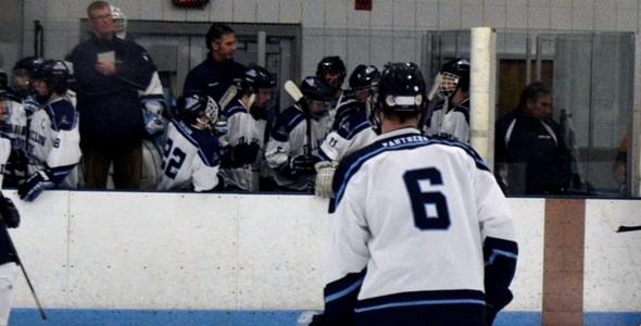 Franklin vs stoughton hockey 1-9-13