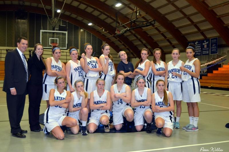 Franklin beats Attleboro for the Hockomock champs 2-15-13