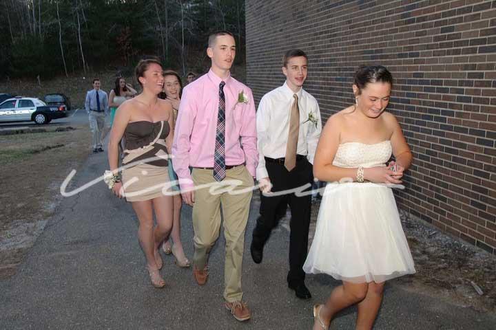 Freshman Banquet dances  4-5-13