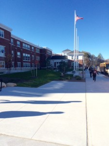 Franklin High School, 2014.