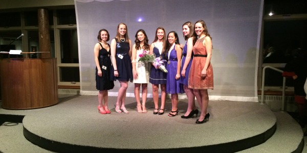 Franklin's 2015 Distinguished Young Women