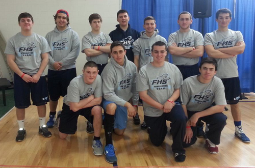 Franklin High School Powerlifting Squad