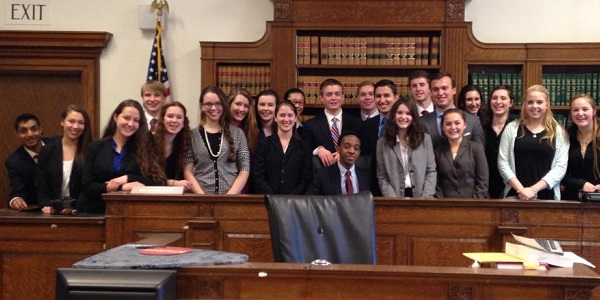 Mock Trial Makes History