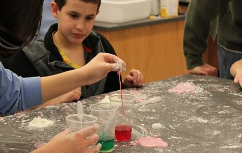 "Science National Honors Society Hosting of ""Science Night"" a Huge Success"