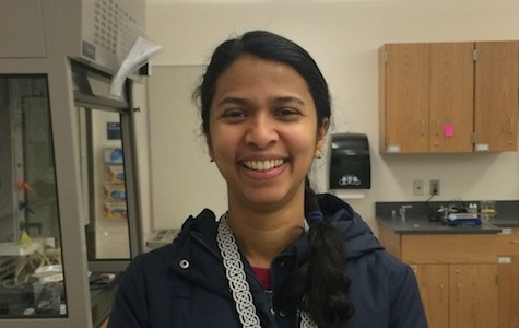 Faculty Friday: Ms. Chackalackal