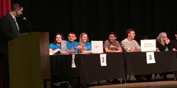 Franklin Community Shows Skill in Trivia Bee