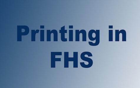 Printing in FHS