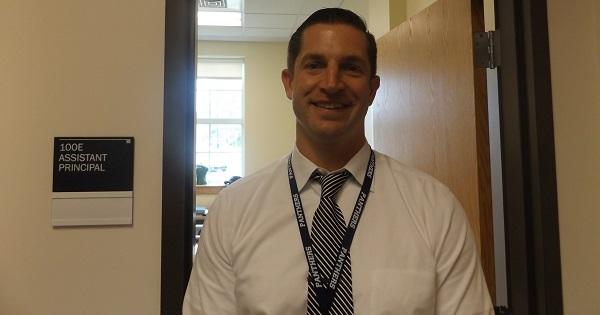 Administrator Gains High Position at Franklin High