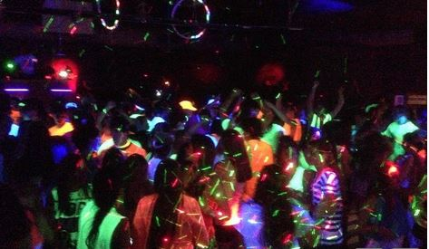 Black Light Dance Coming to FHS