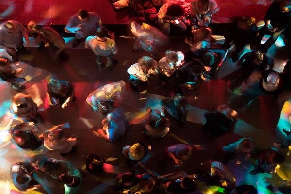 Inspiration and Goals for Franklin High's Neon/ Black Light Dance