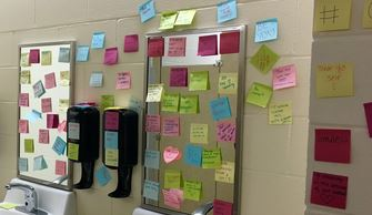 A Random Act of Kindness at Franklin High