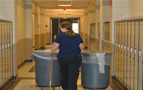 The Invisible Workers: FHS Custodial Staff
