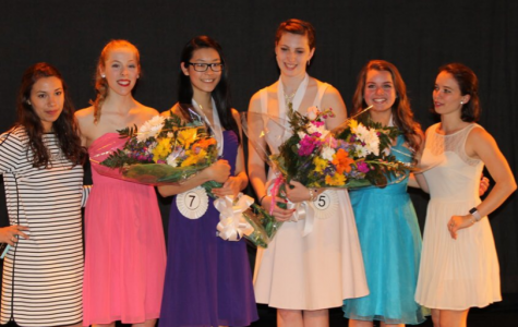 FHS Juniors Win Franklin's Distinguished Young Women