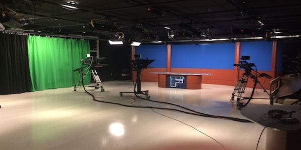 TV Production: Behind The Scenes