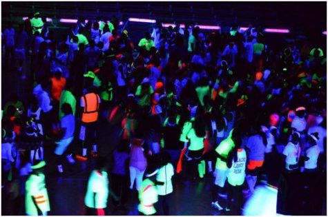 Third Annual Neon Dance Friday Night!