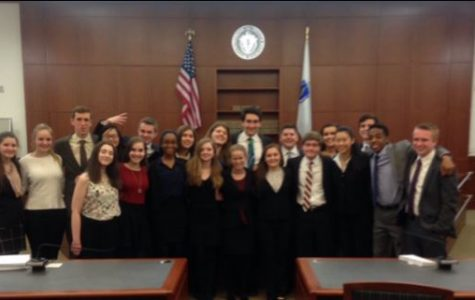 48 Hours in Franklin – Mock Trial Final Four