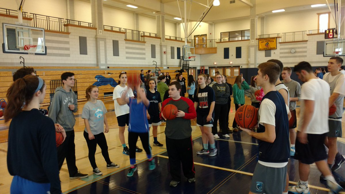 2017 Best Buddies Basketball Clinic
