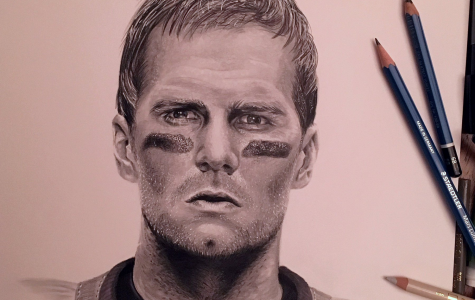 Meet the Senior Whose Drawing of Tom Brady Went Viral