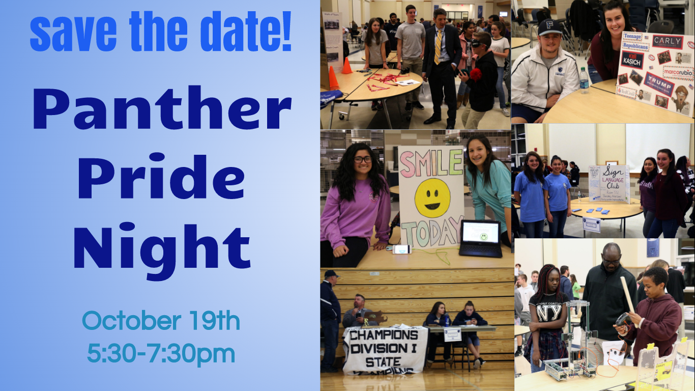 What's New With Panther Pride Night