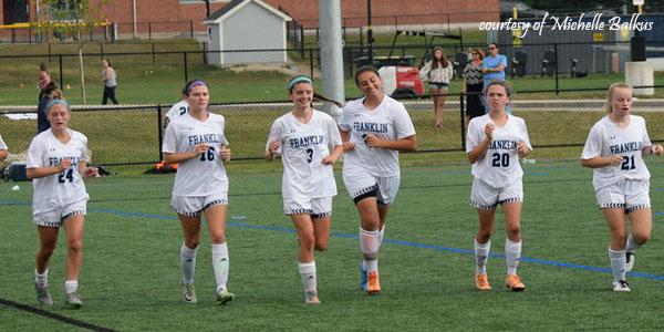 Varsity Girls Soccer: The Main Goal