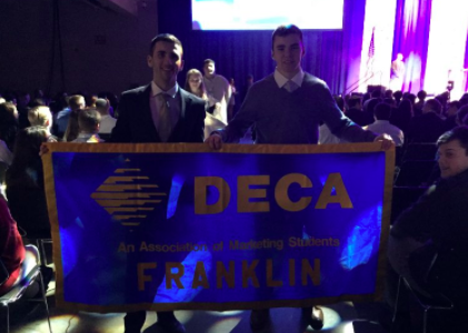 Franklin DECA Takes Home Awards at States