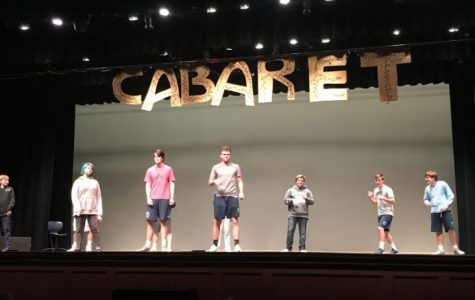 "FHS Theatre to Present ""A Cabaret"""