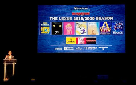Broadway in Boston Announces Upcoming Season