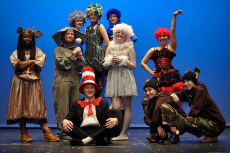 FHS Theatre to Present Seussical