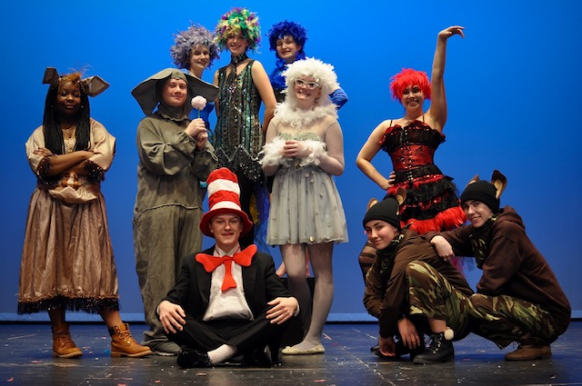 FHS+Theatre+to+Present+Seussical