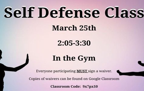 A Preview into an Upcoming Self Defense Class at FHS