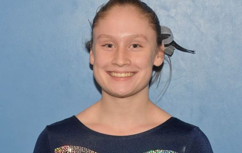 Freshman makes FHS Gymnastics History