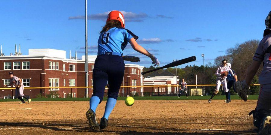 Girl's J.V. Softball game