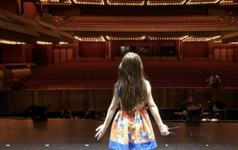 Franklin Girl Hits the Big Stage (Again)