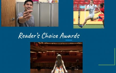 Vote For the Reader's Choice Awards
