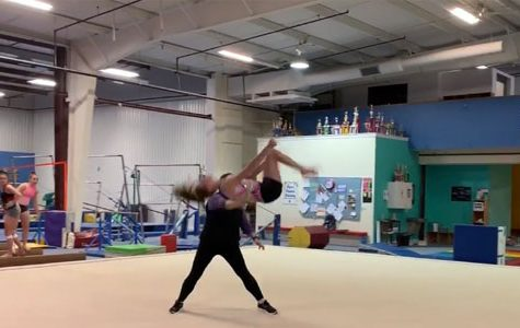 FHS Gymnastics Is Getting Ready for a Great Season!