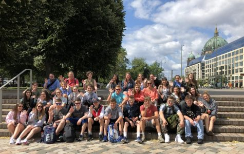 Franklin High School students take on Europe while having fun and forming friendships!