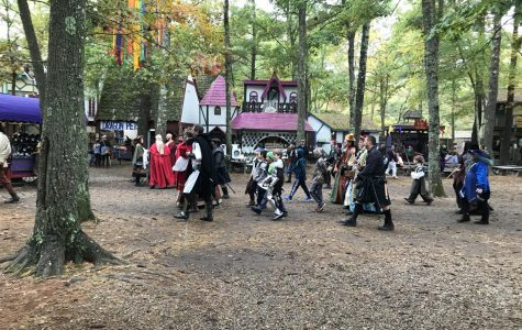 There for the Faire: A Look at King Richard's Faire