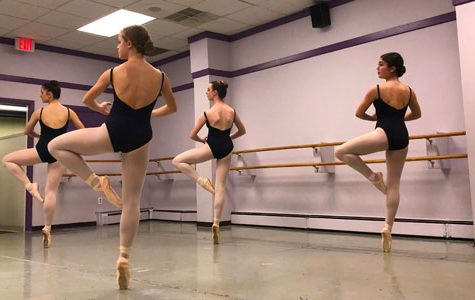 A Day in the Life of a Dancer at FSPA!