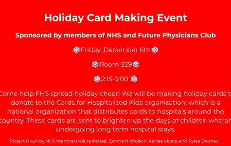 The Season of Giving: Holiday Card Creation