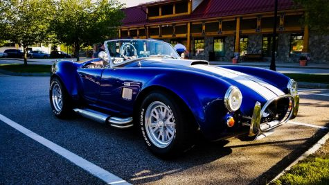 "Top Photo of the week: ""Shelby Cobra 427 Replica"" Andrew Jolie, Sophmore"