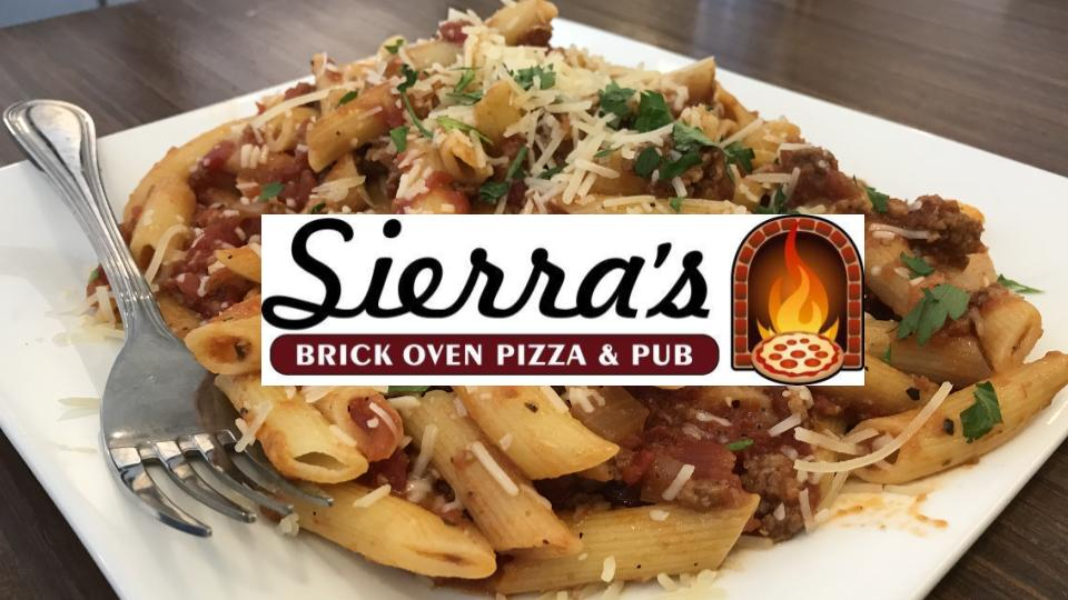 Sierra's Brick Oven Pizza and Pub is within walking distance of Franklin High School, but doesn't seem geared towards the teenage demographic.
